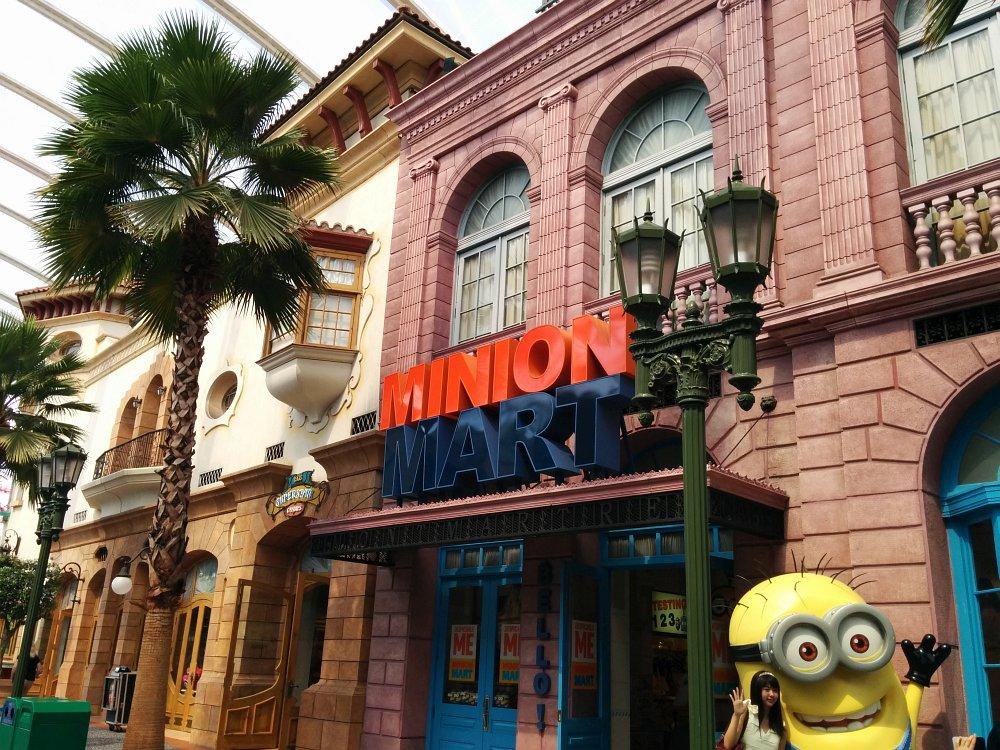 Minion Mart : Die größte Einkaufswelt für Minion Fans