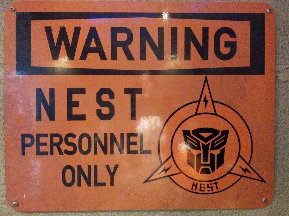 Transformers : Nest