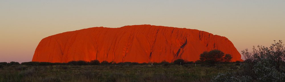 Australien - Ayers Rock