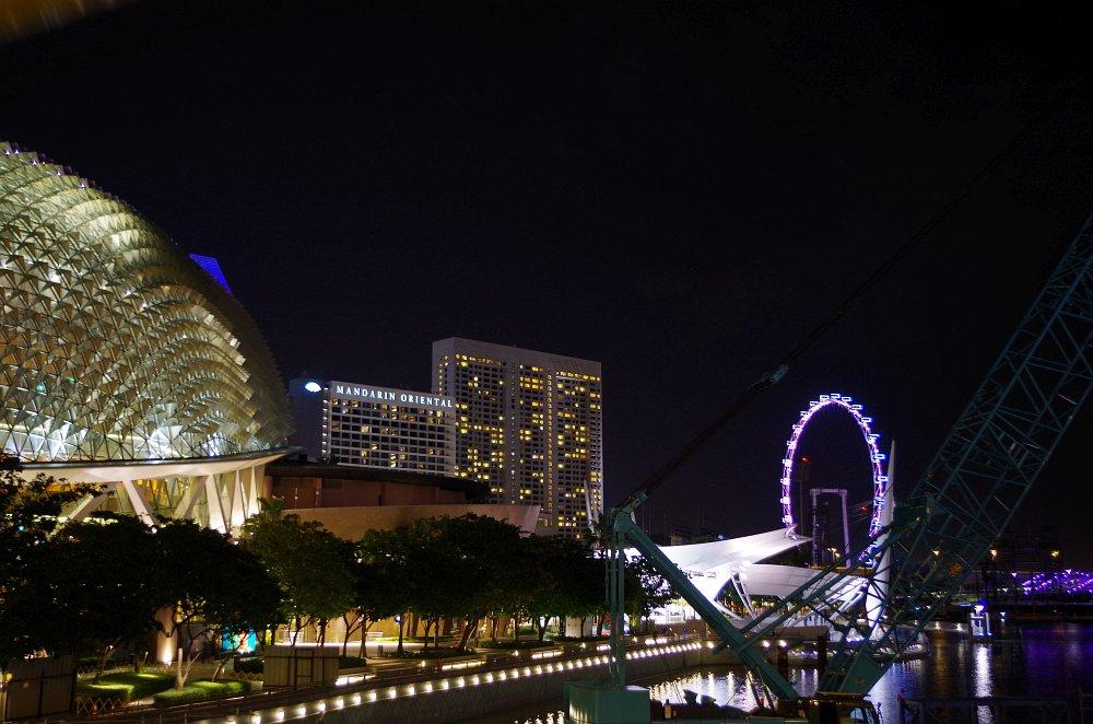 Marina Bay Sands Harbourfront