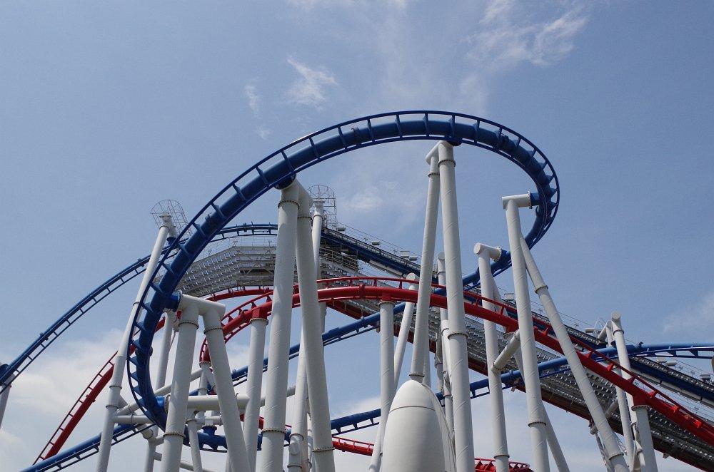 Rollercoaster...leider geschlossen!!!!