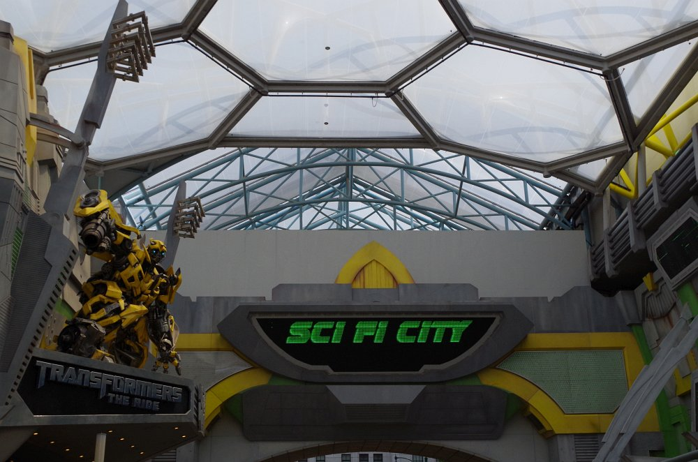 Welcome to SciFiCity