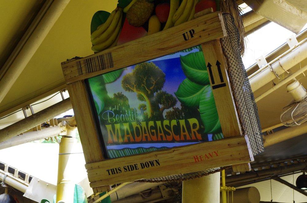 Madagascar - Auf zum River Cruise