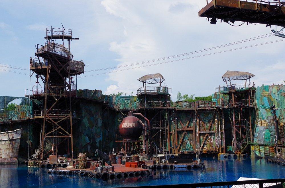Waterworld - Die Show