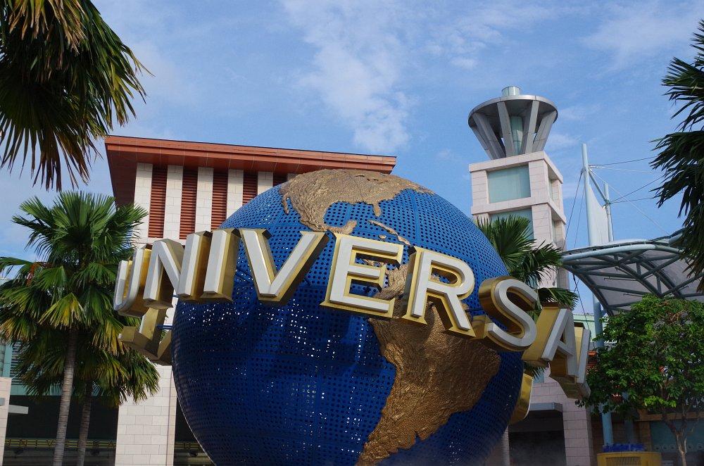 Universal Studios - The Globe