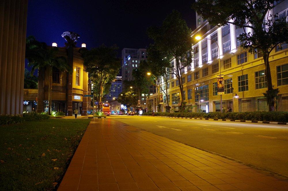 Ein kleiner Stadtrundgang in Singapur