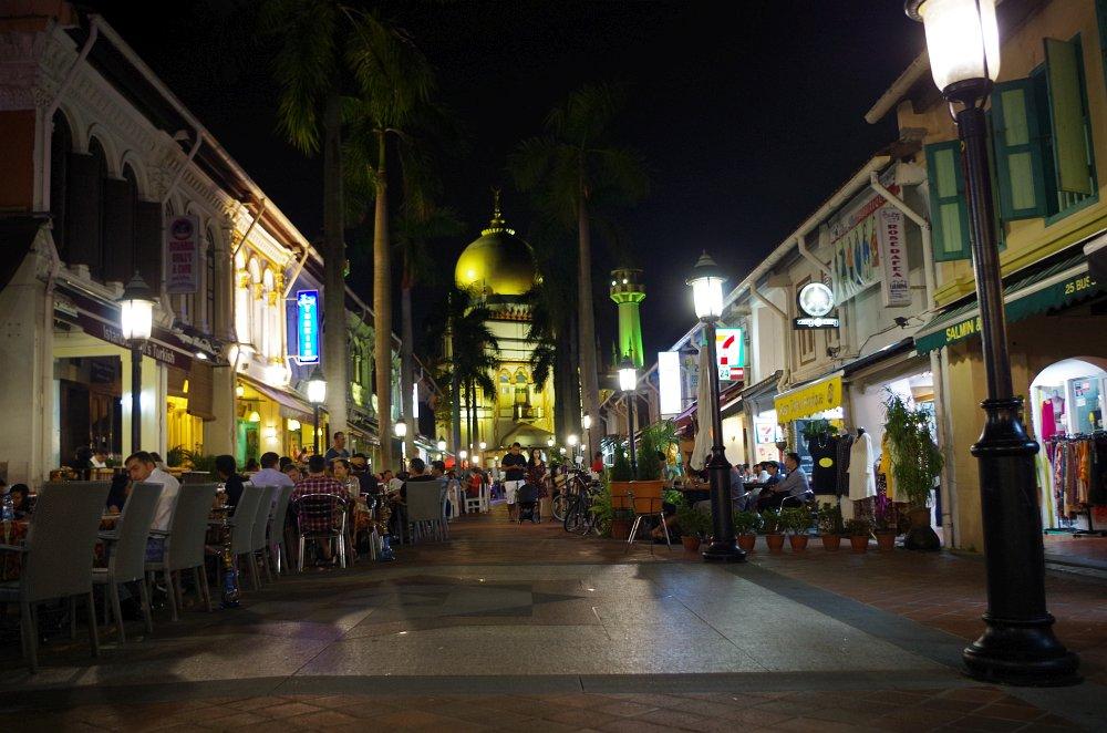 Die Arab Street