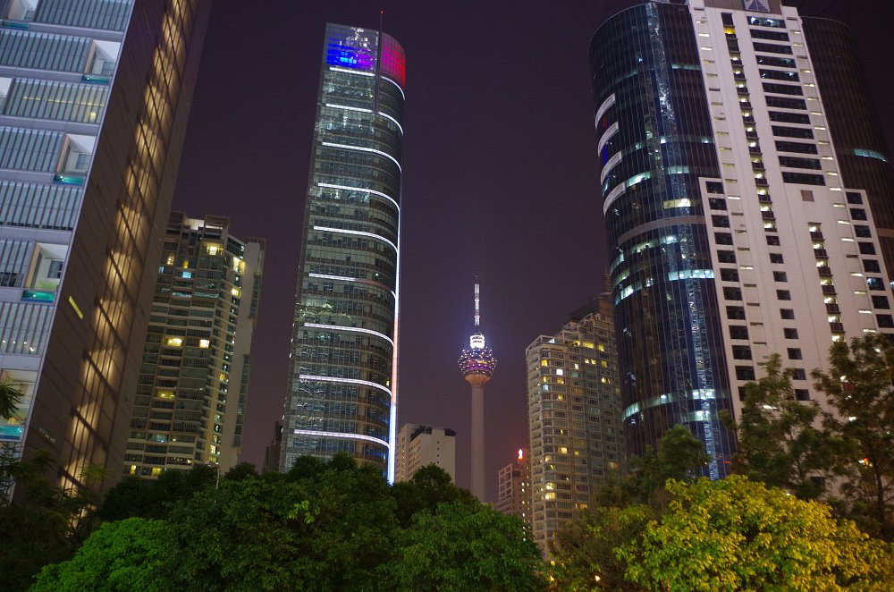 Der Menara Kuala Lumpur
