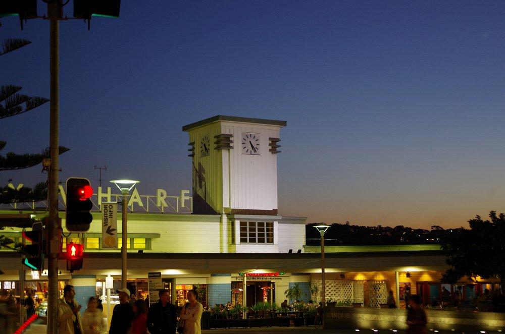 sydneymanlywharf