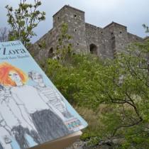 Buch und Burg der Roten Zora in Senj © weltvermessen.de