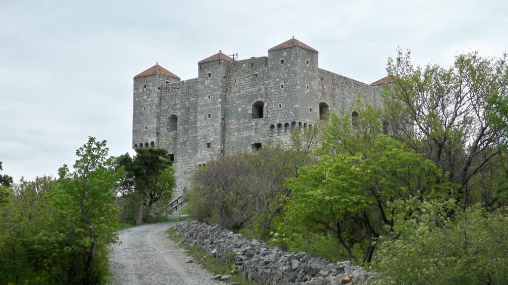 Burg Nehajgrad der Roten Zora in Senj © weltvermessen.de