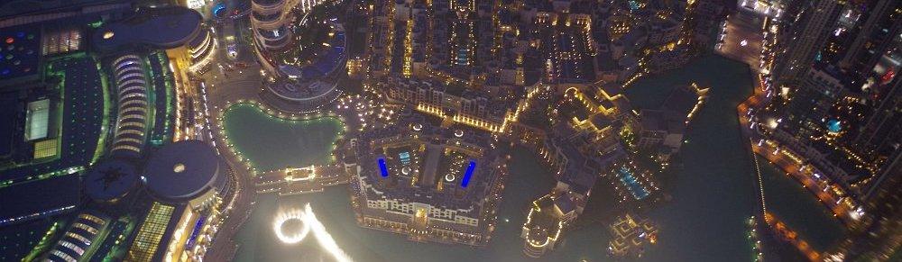 Dubai - Burj Kalifa
