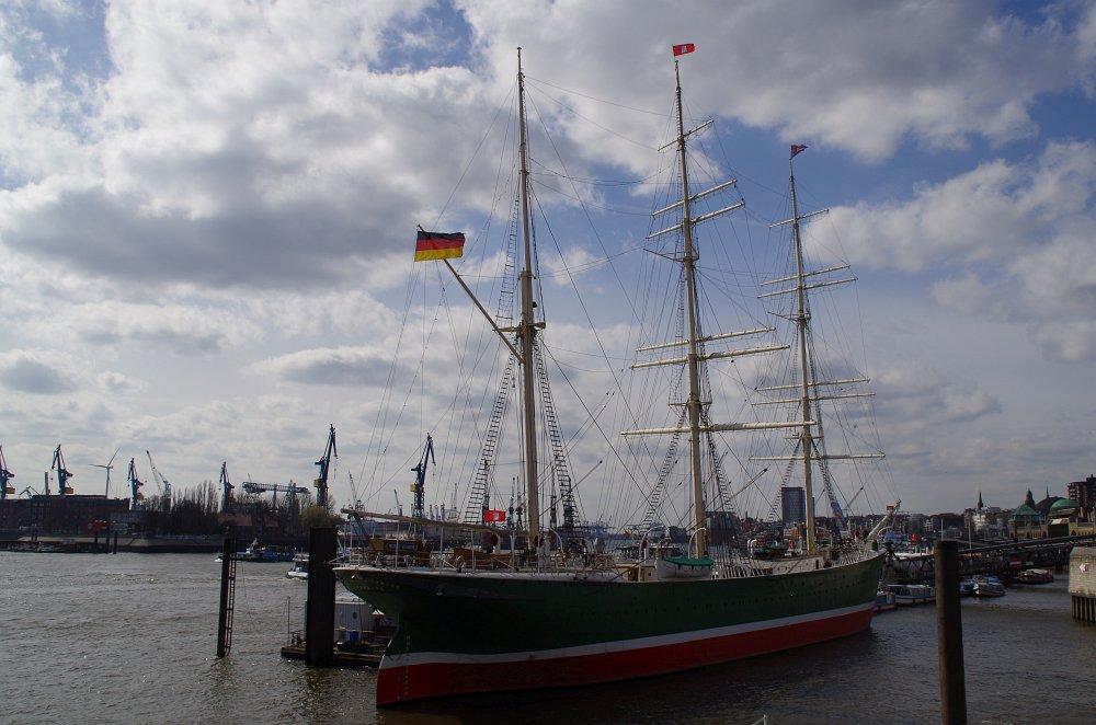 Hamburg Speicherstadt53