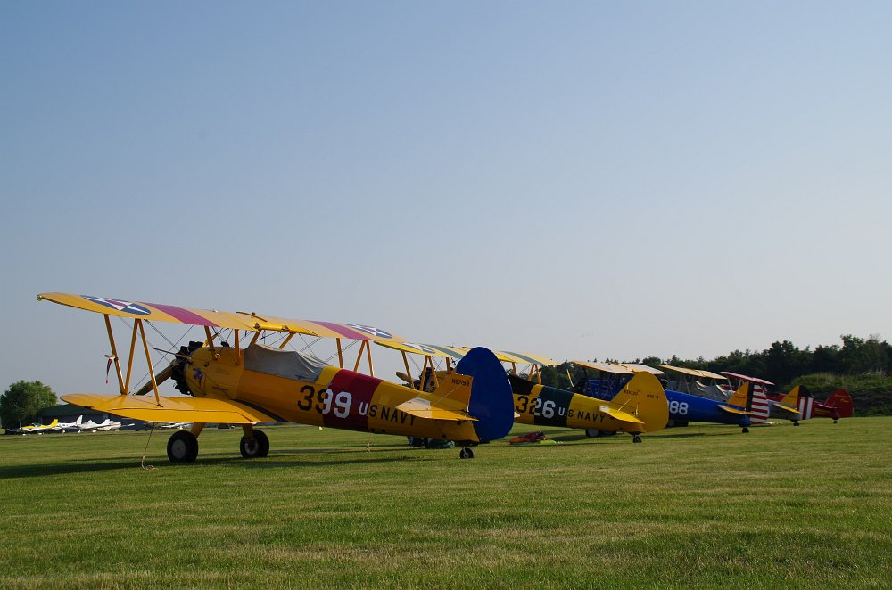 Stearman fly inn Bienenfarm 002