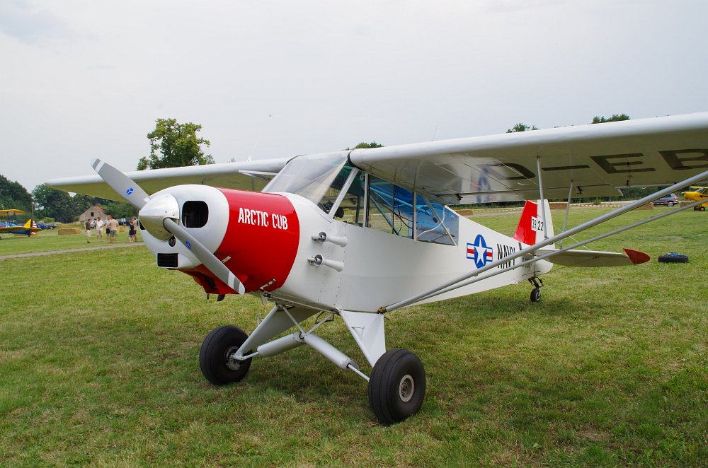 Stearman fly inn Bienenfarm 058
