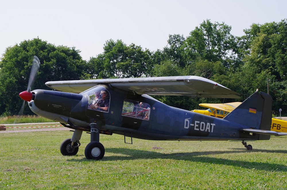Stearman fly inn Bienenfarm 102