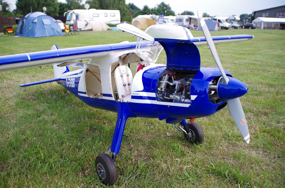Stearman fly inn Bienenfarm 149
