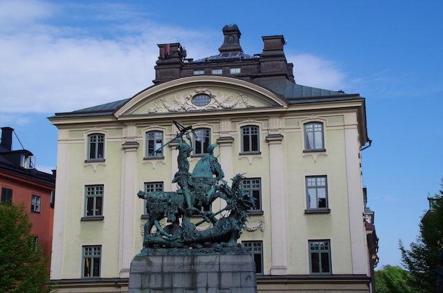 Entdecke Stockholm